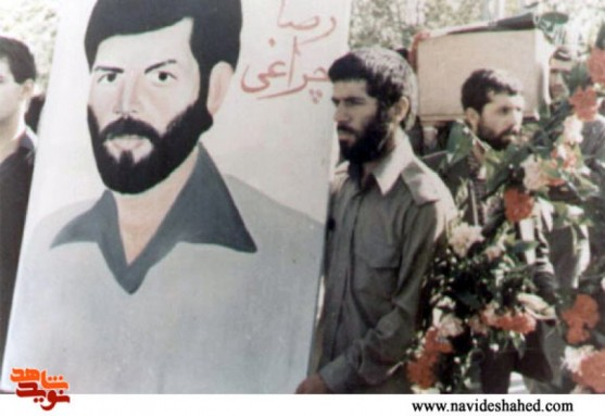 Unpublished photos of Martyr Reza Cheraghi/Photo