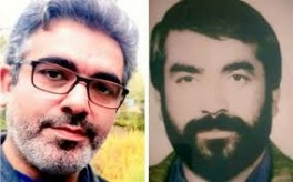 Dr. Mahdi Varigi joined his martyr's father